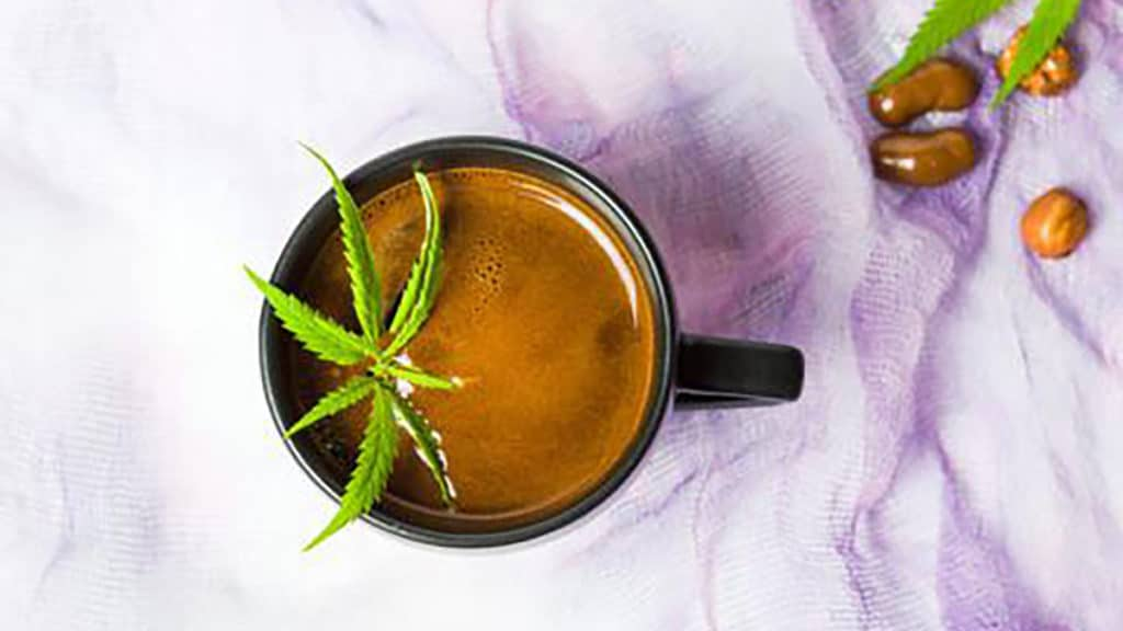 cbd coffee benefits