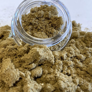 cbd kief moon rocks
