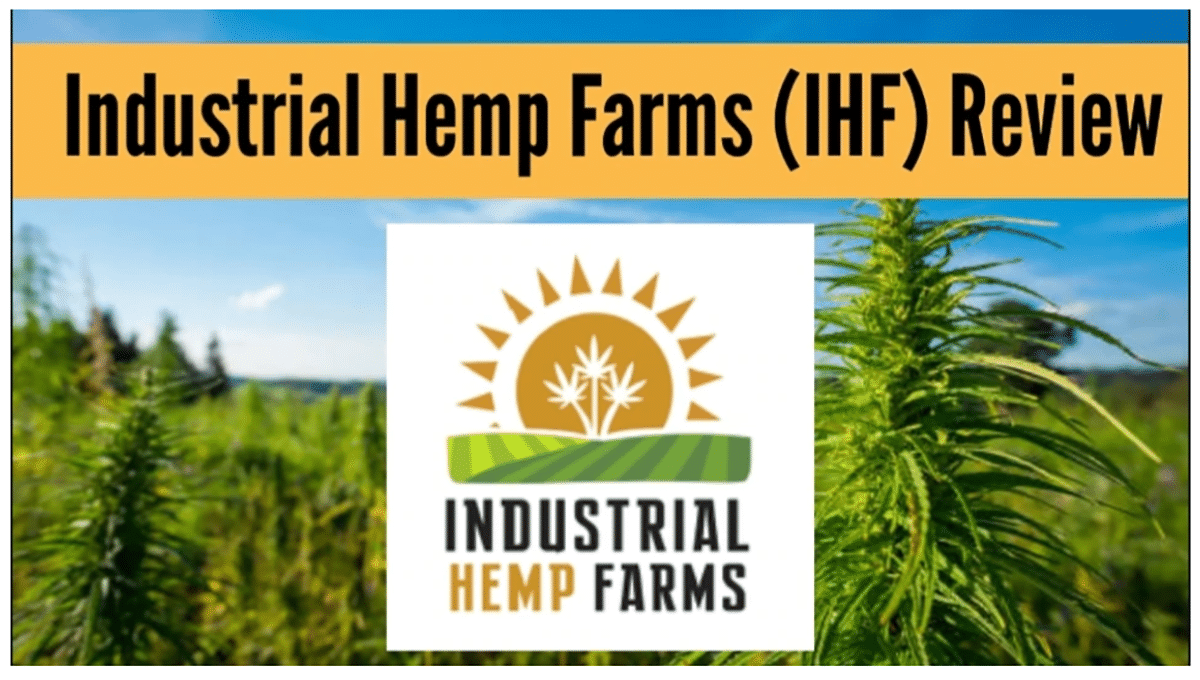 industrial hemp farms