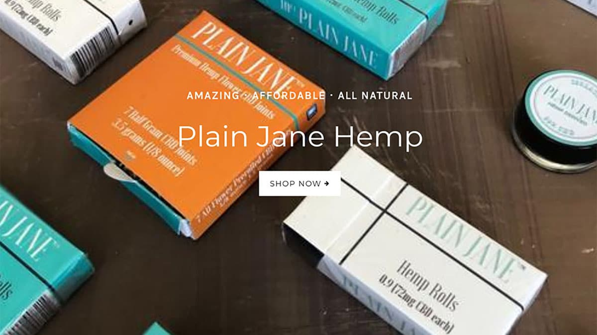 plain jane website