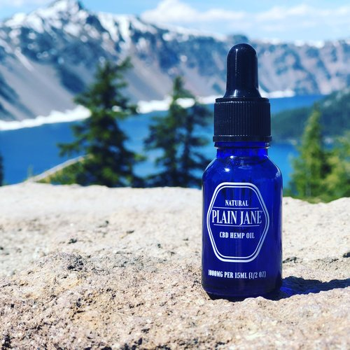 plain jane cbd hemp oil 1000mg