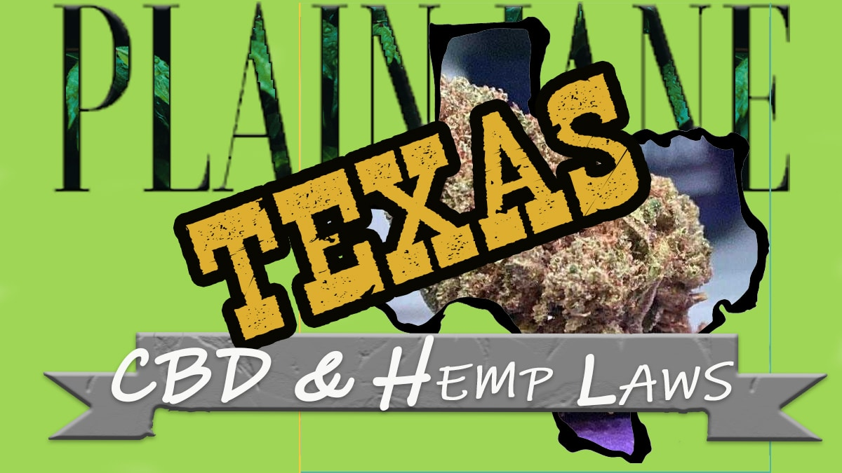 TEXAS CBD HEMP LAWS