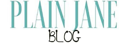 plain jane blog
