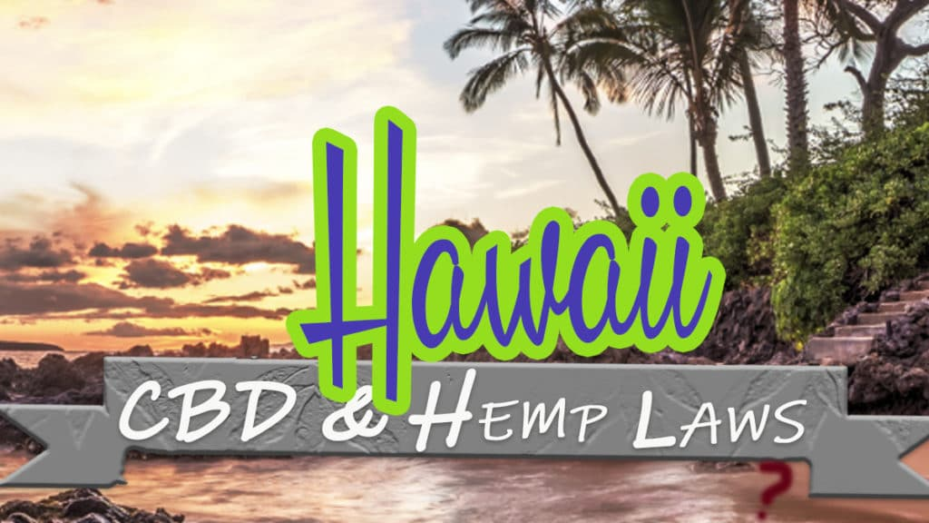 hawaii cbd laws