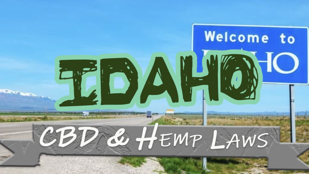 idaho hemp laws