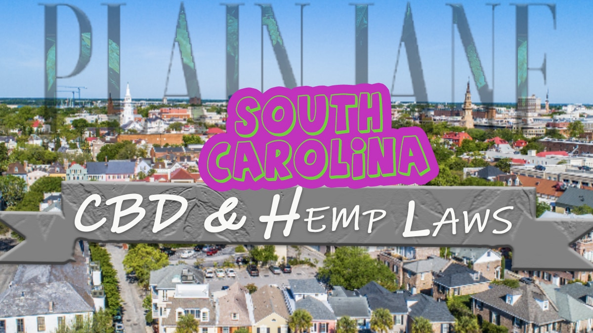 south carolina cbd laws