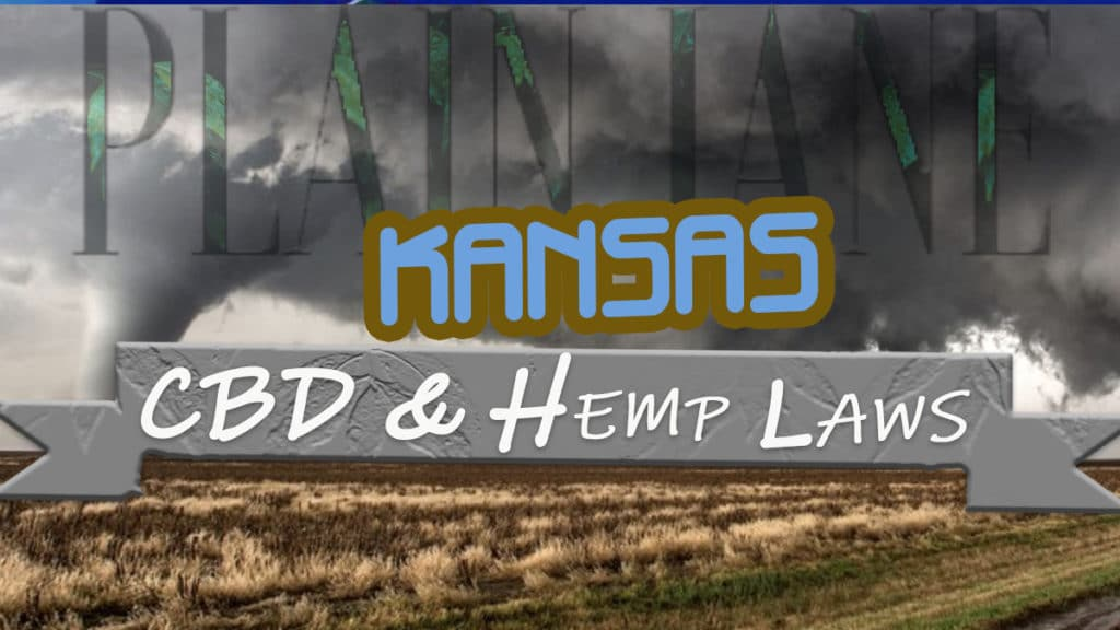 is cbd legal in Kansas?