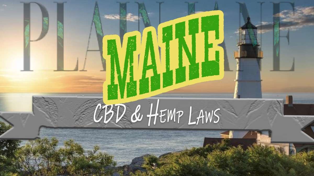 maine cbd laws