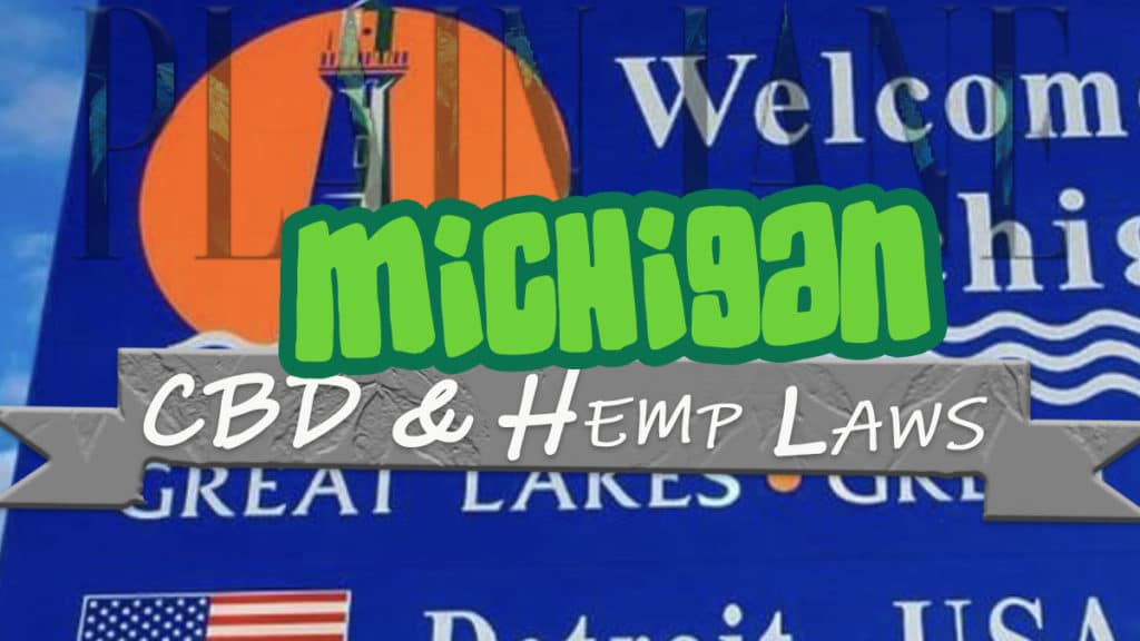CBD legal Michigan