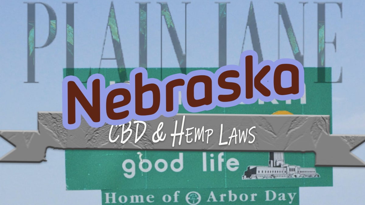 nebraska cbd laws