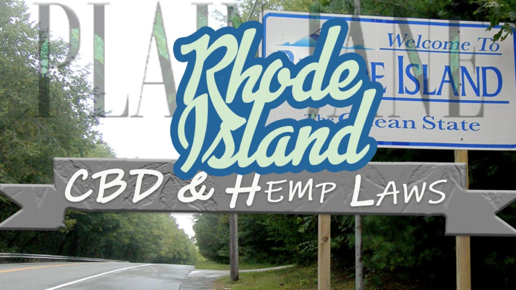is cbd legal in rhode island?