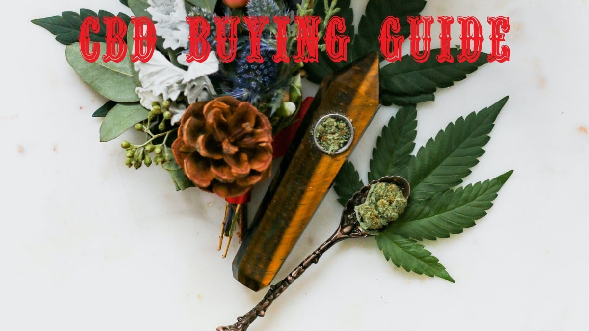 guide to buying CBD