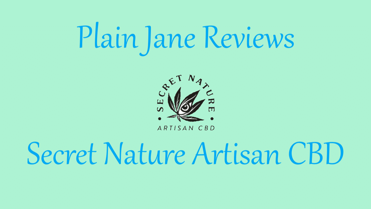secret nature artisan cbd review